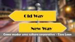 Como Mudar uma Cultura corp
